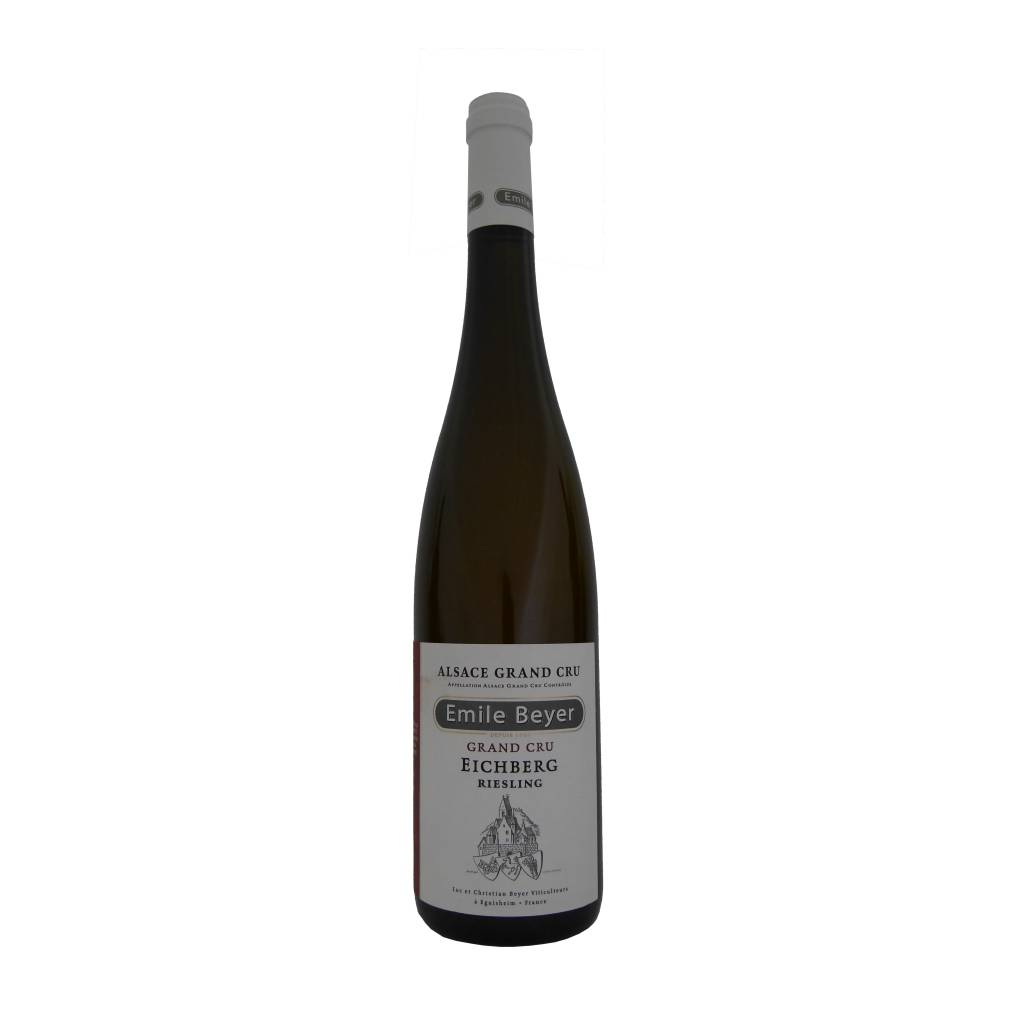 "Domaine Emile Beyer - Riesling ""Saint Jaques""-1"