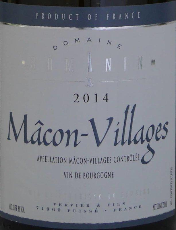 Domaine Romanin - Macon-Villages