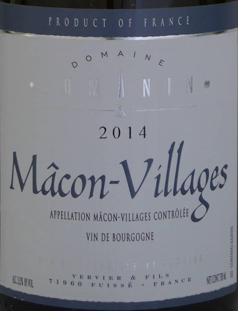 Domaine Romanin - Macon-Village-3
