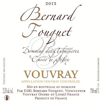 Bernard Fouquet - Cuvée de Silex-2