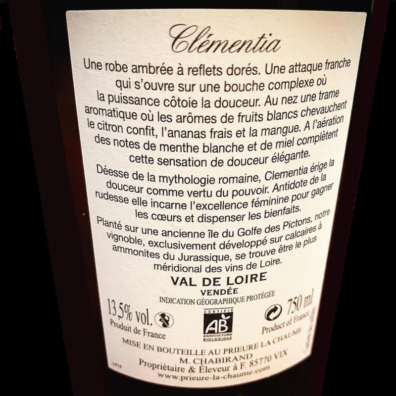 Prieure La Chaume - Clemaentia