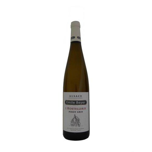 """Domaine Emile Beyer - Pinot Gris """"L'Hostellerie"""" - 2012 - Copy"""