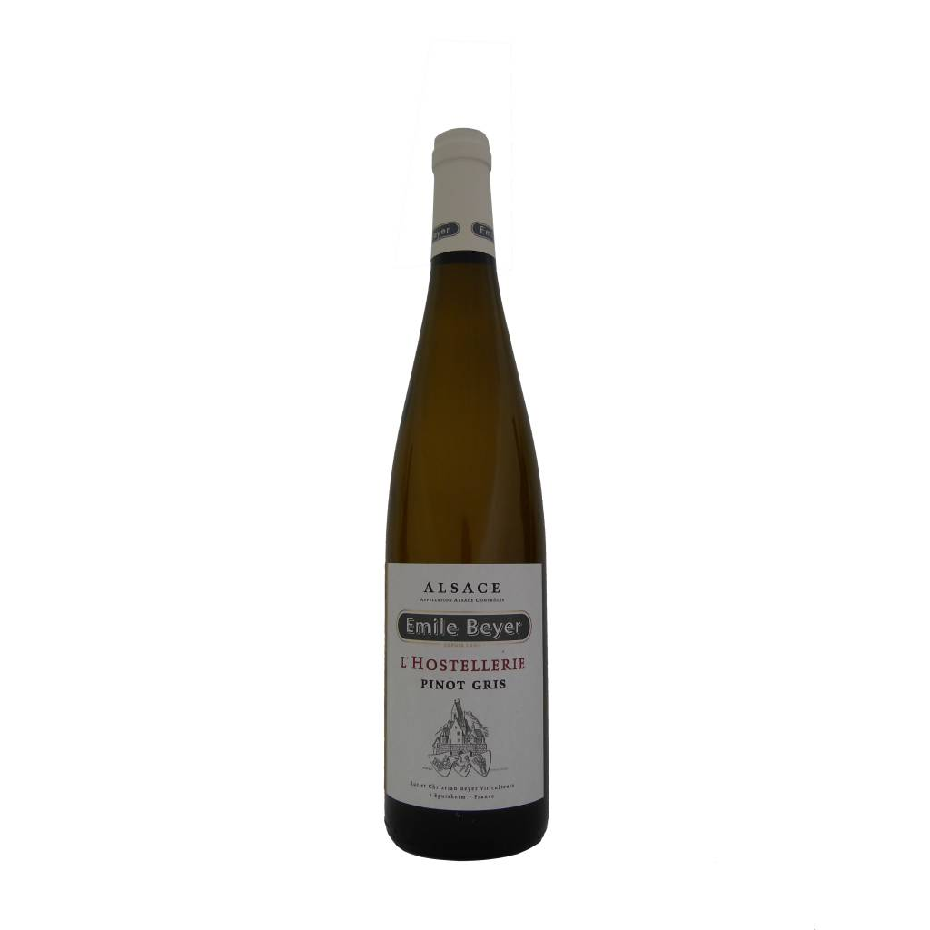 """Domaine Emile Beyer - Pinot Gris """"L'Hostellerie"""" - 2012 - Copy-1"""