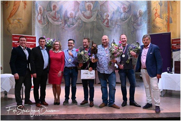 "Nederlands Kampioen Blindproeven 2019  - ""The road to France"""