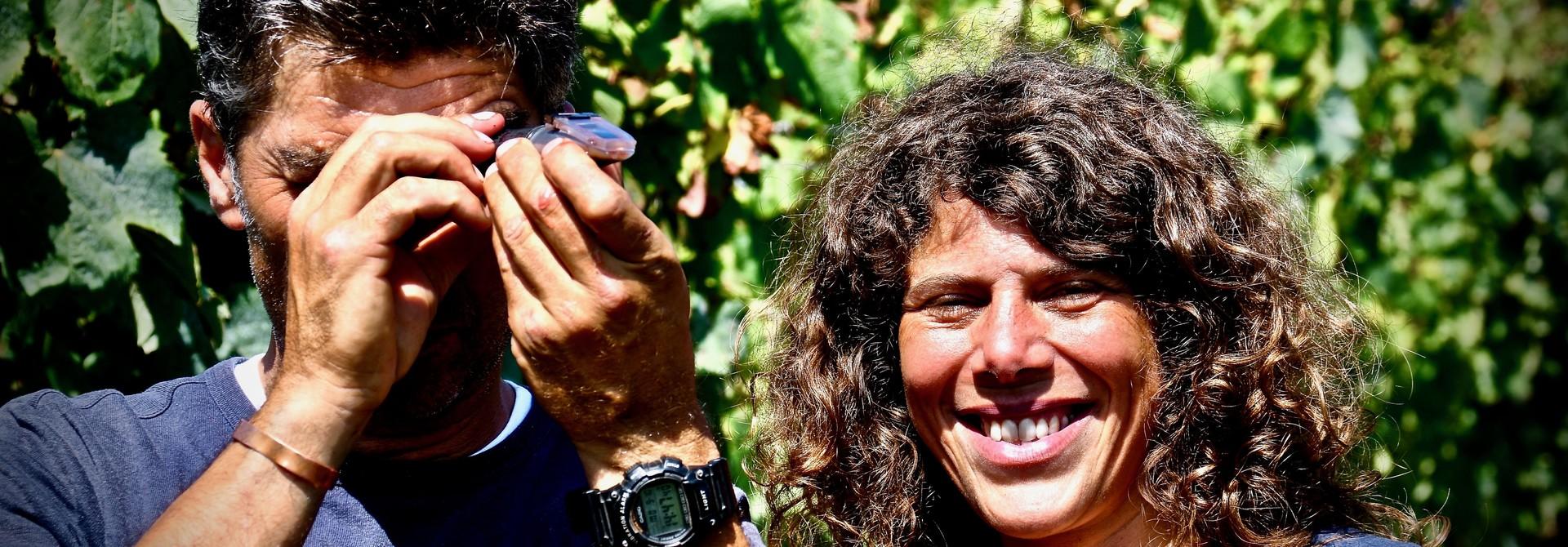 Elian Da Ros, eigenzinnige wijnmaker uit  de Côtes-du-Marmandais.