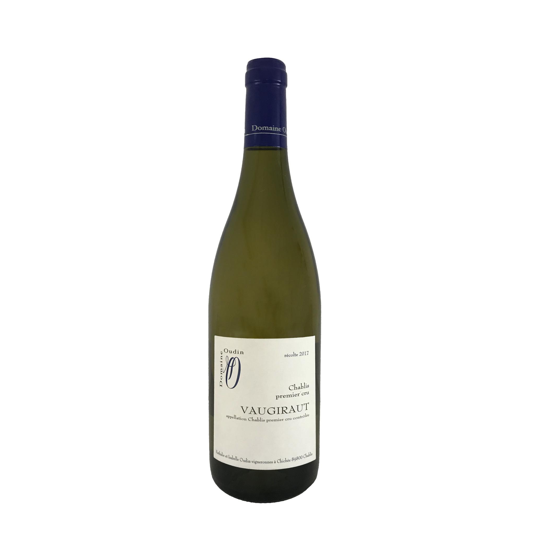 Domaine Oudin - Chablis premier cru - Vaugiraut-1