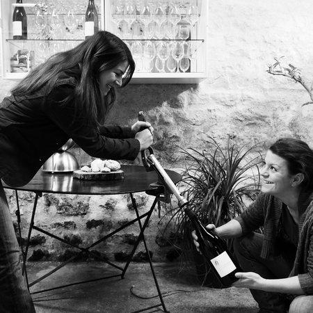 Nathalie et Isabelle Oudin