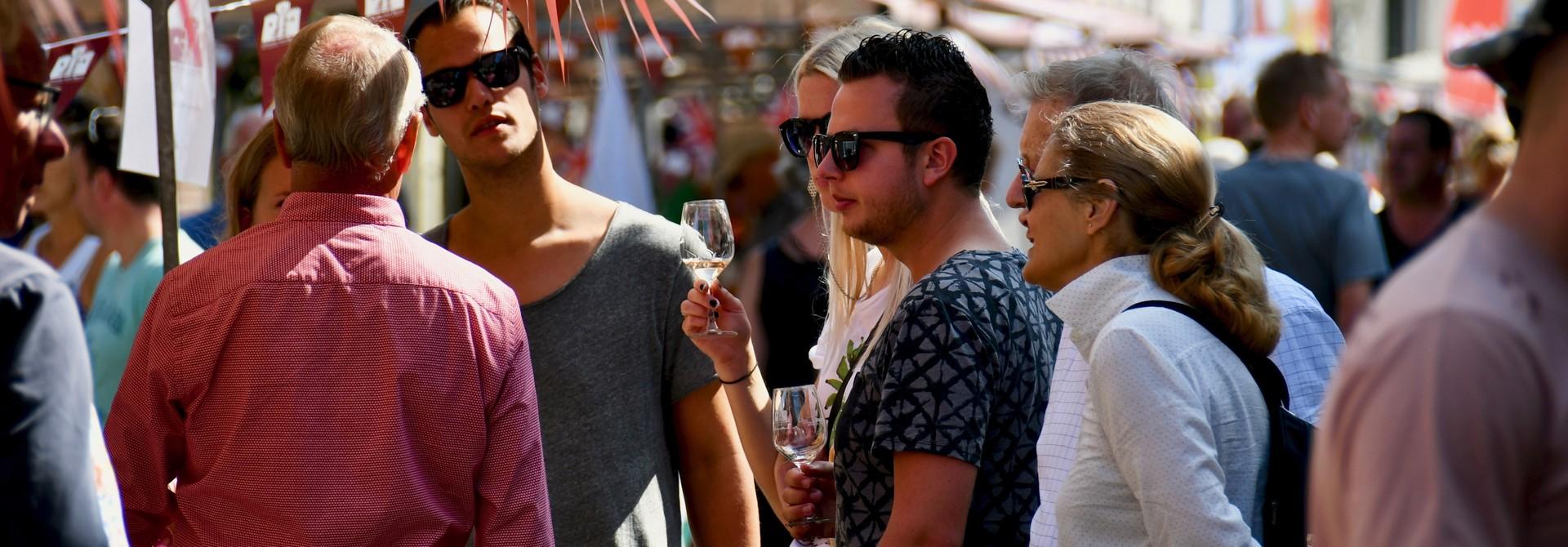 Wijnfestival - Chateau voor Buren  25 augustus 2019