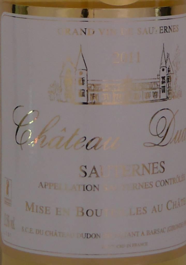 Château Dudon - Saunternes-3