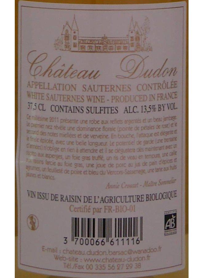 Château Dudon - Saunternes