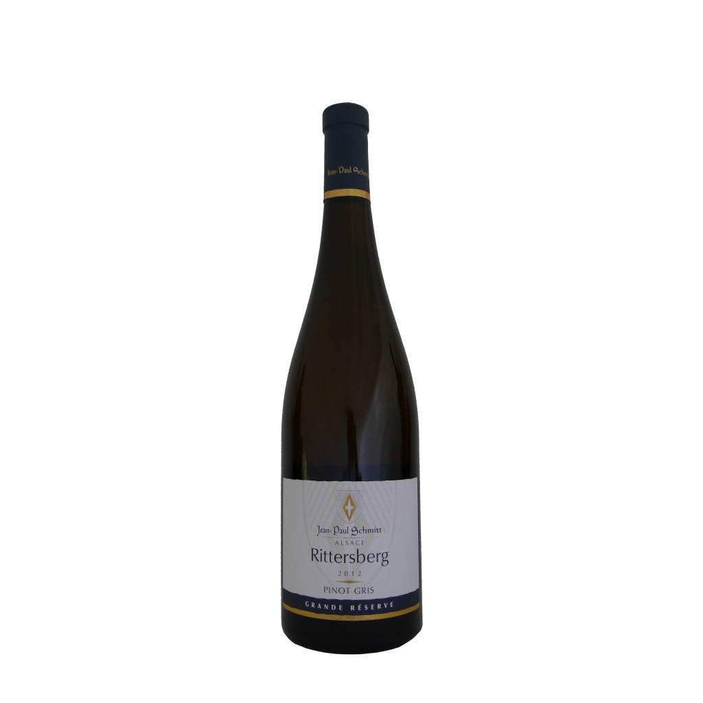 Domaine Jean-Paul Schmitt - Pinot Gris Rittersberg Grande Réserve - 2012-1