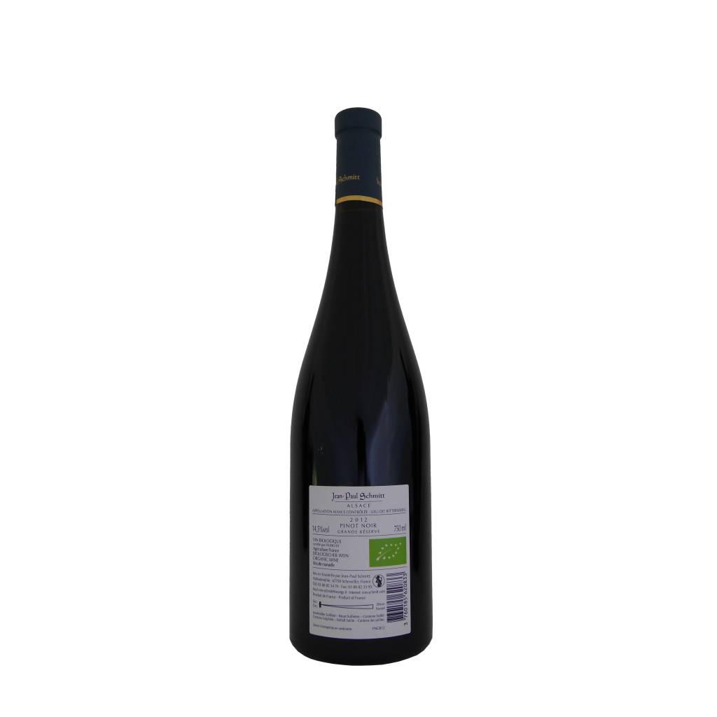 Domaine Jean-Paul Schmitt - Pinot Noir Rittersberg Grande Réserve - 2012-2