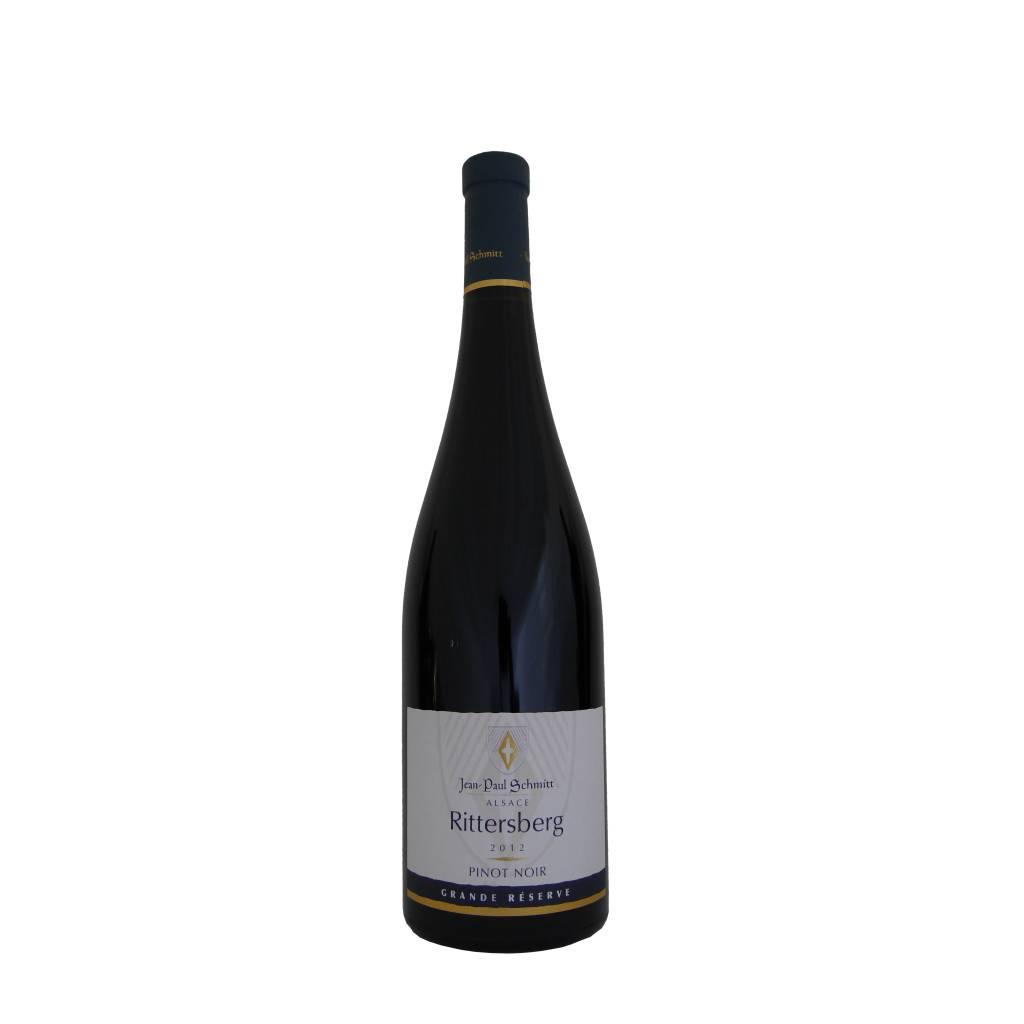 Domaine Jean-Paul Schmitt - Pinot Noir Rittersberg Grande Réserve - 2012-1