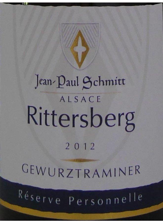 Domaine Jean-Paul Schmitt - Gewurztraminer Rittersberg Réserve Personnelle