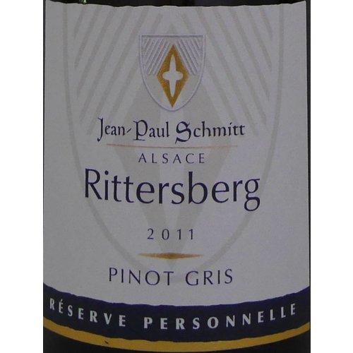 Domaine Jean-Paul Schmitt - Pinot Gris Rittersberg Réserve Personnelle - 2011