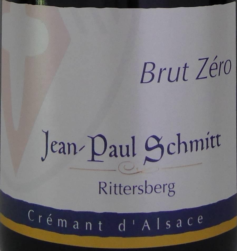 Domaine Jean-Paul Schmitt - Crémant - Brut Zéro-3