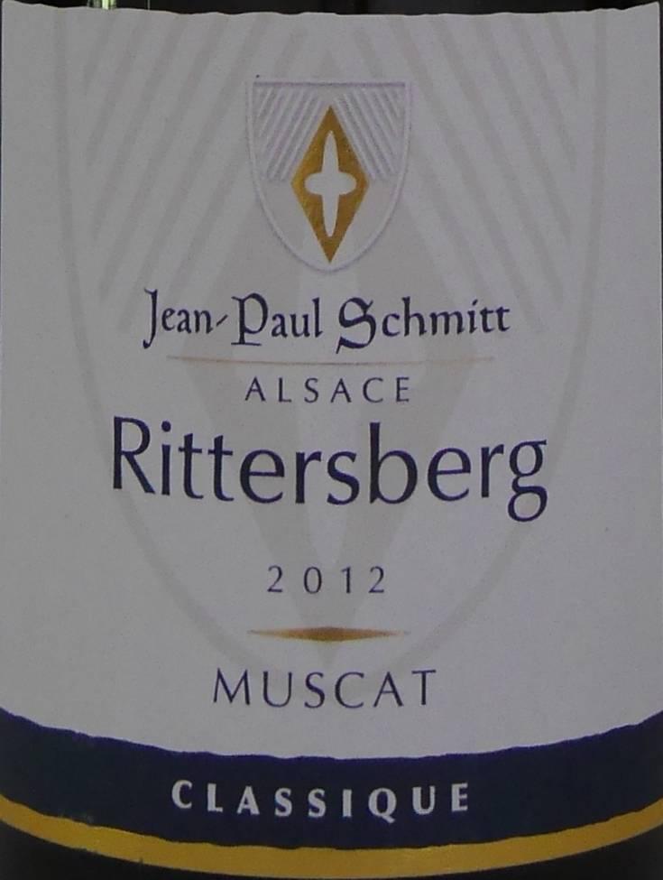 Domaine Jean-Paul Schmitt - Muscat Rittersberg Classique-3