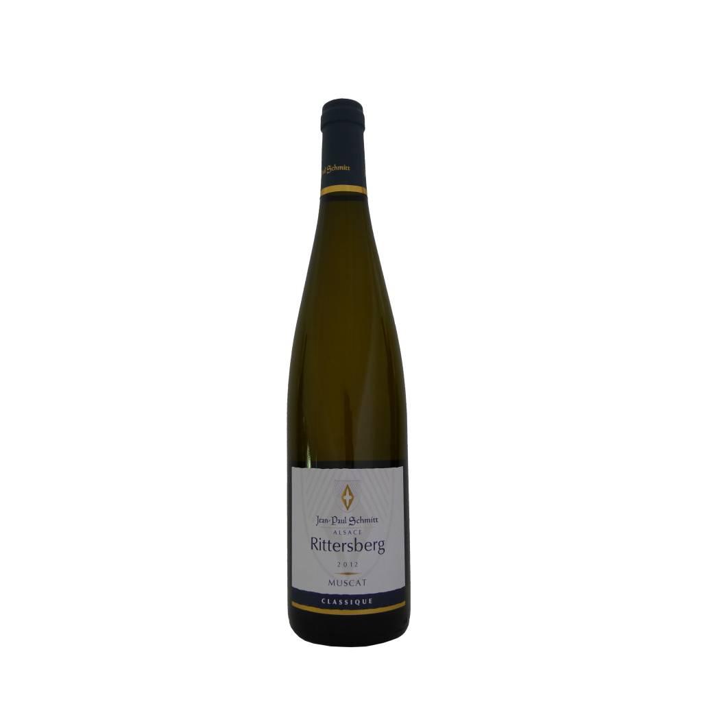 Domaine Jean-Paul Schmitt - Muscat Rittersberg Classique-1