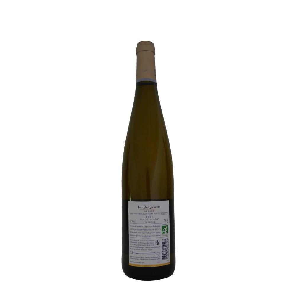 Domaine Jean-Paul Schmitt - Pinot Blanc Rittersberg Classique - 2011-2