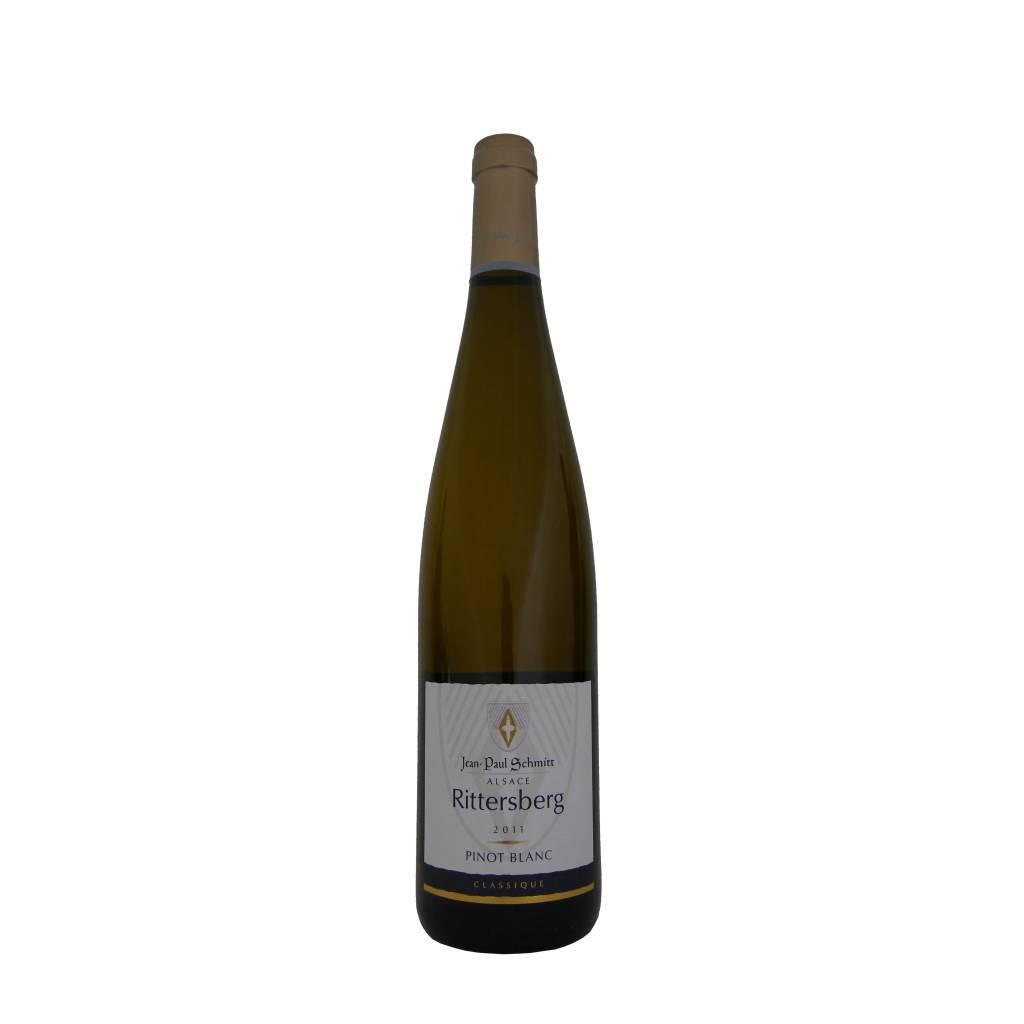 Domaine Jean-Paul Schmitt - Pinot Blanc Rittersberg Classique - 2011-1