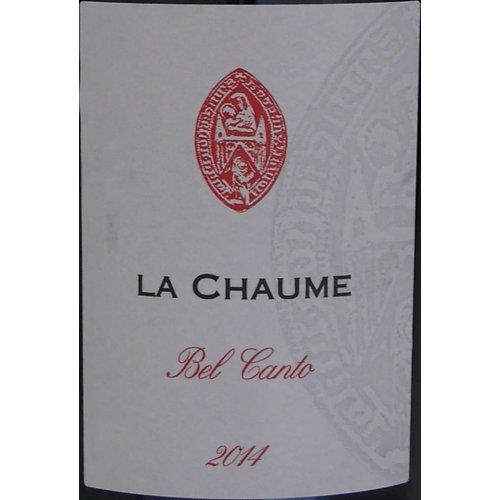 Prieure La Chaume - Bel Canto - 2014