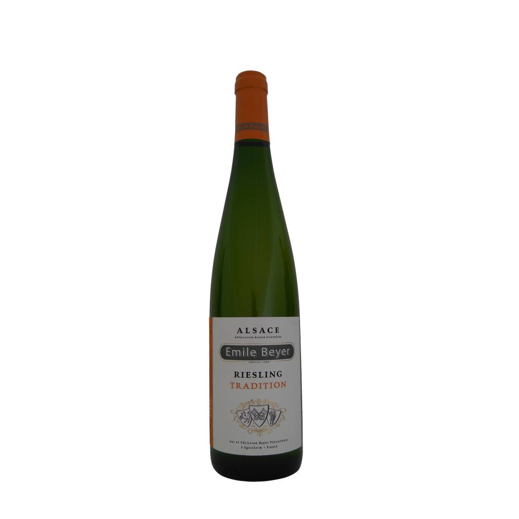 Domaine Emile Beyer - Riesling Tradition - 2013-1