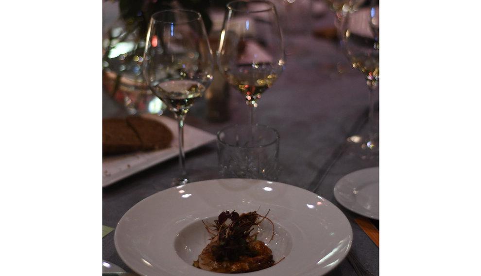 Wijnen en gerechten voor de feestdagen