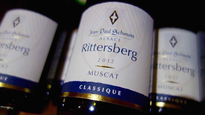Domaine Jean-Paul Schmitt - Muscat Rittersberg Classique-5