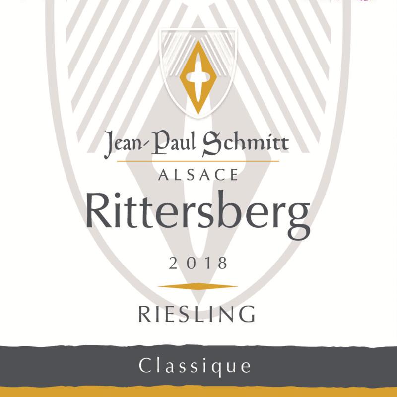 Domaine Jean-Paul Schmitt - Riesling Classique Rittersberg