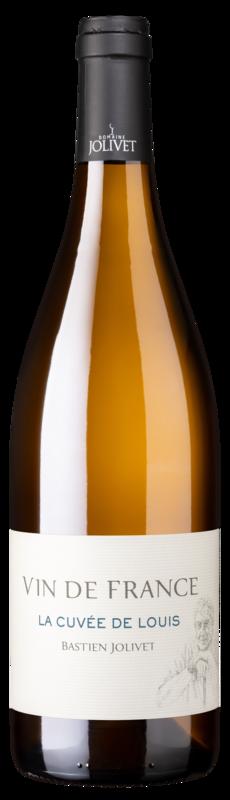 Domaine Jolivet - La cuvée de Louis blanc