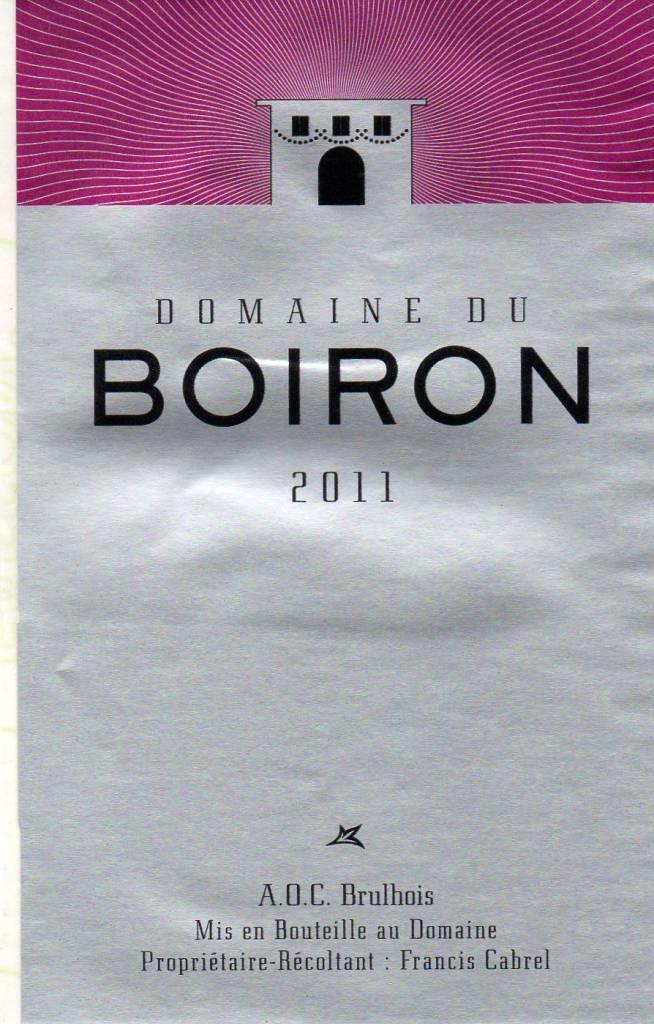 Domaine du Boiron - Philippe Cabrel-3
