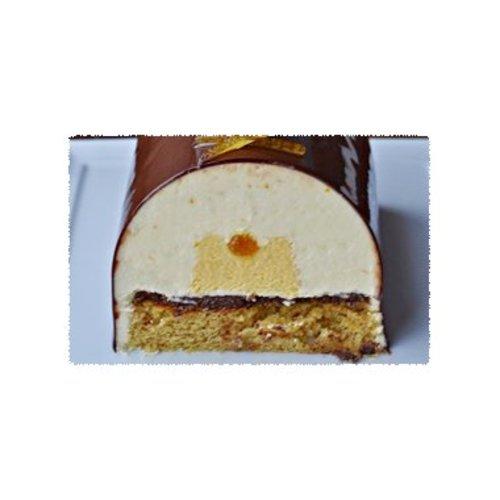 Speculaas-mandarijn dessert
