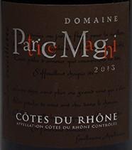 Domaine Patrice Magni - Côtes du Rhône-2