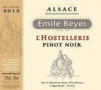 """Domaine Emile Beyer - Pinot Noir """"L'Hostellerie"""" - 2013-2"""