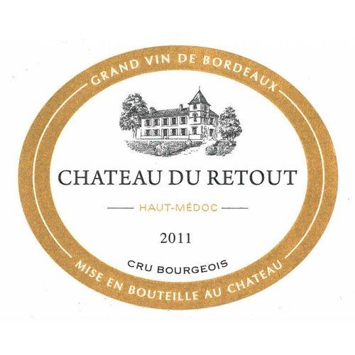 Château du Retout - Haut-Médoc - 2012