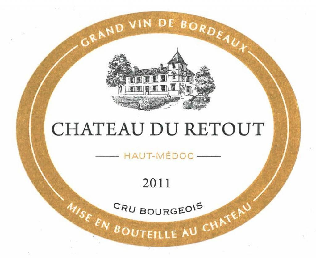 Château du Retout - Haut-Médoc - 2012-4