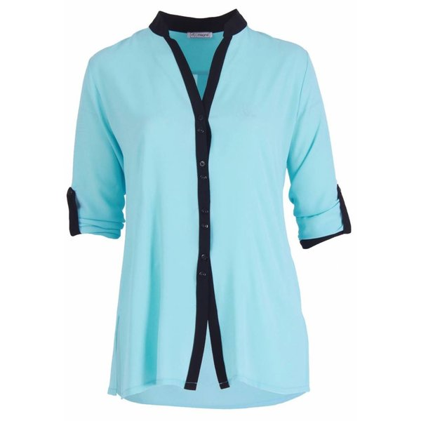 Magna Fashion Shirt B7007 BCHS SOLID