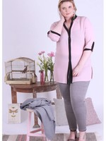 Magna Fashion Shirt B7007 SOLID BCHS