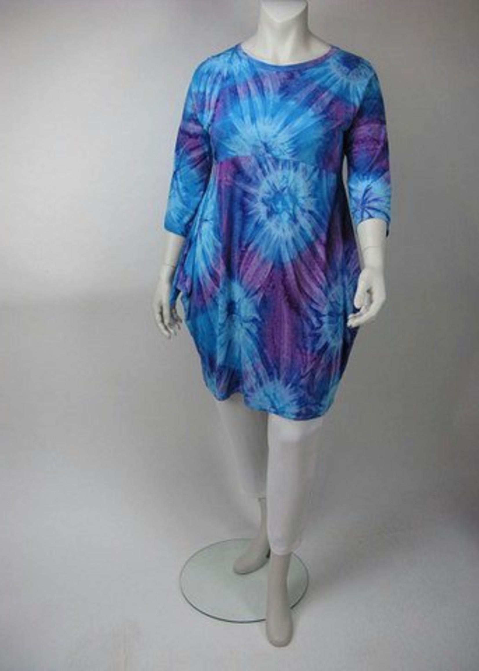 Luna Serena Shirt  CECILE JERSEY PRINT