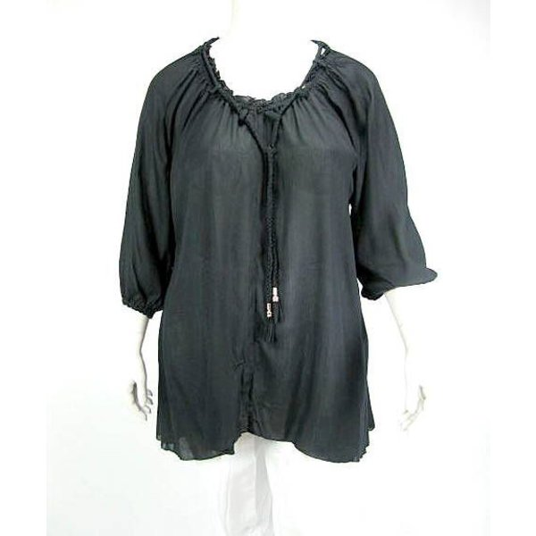 ba3790f0dc8 Hip Large sizes Ladies BLOUSE DAKOTA - Kay Fashion