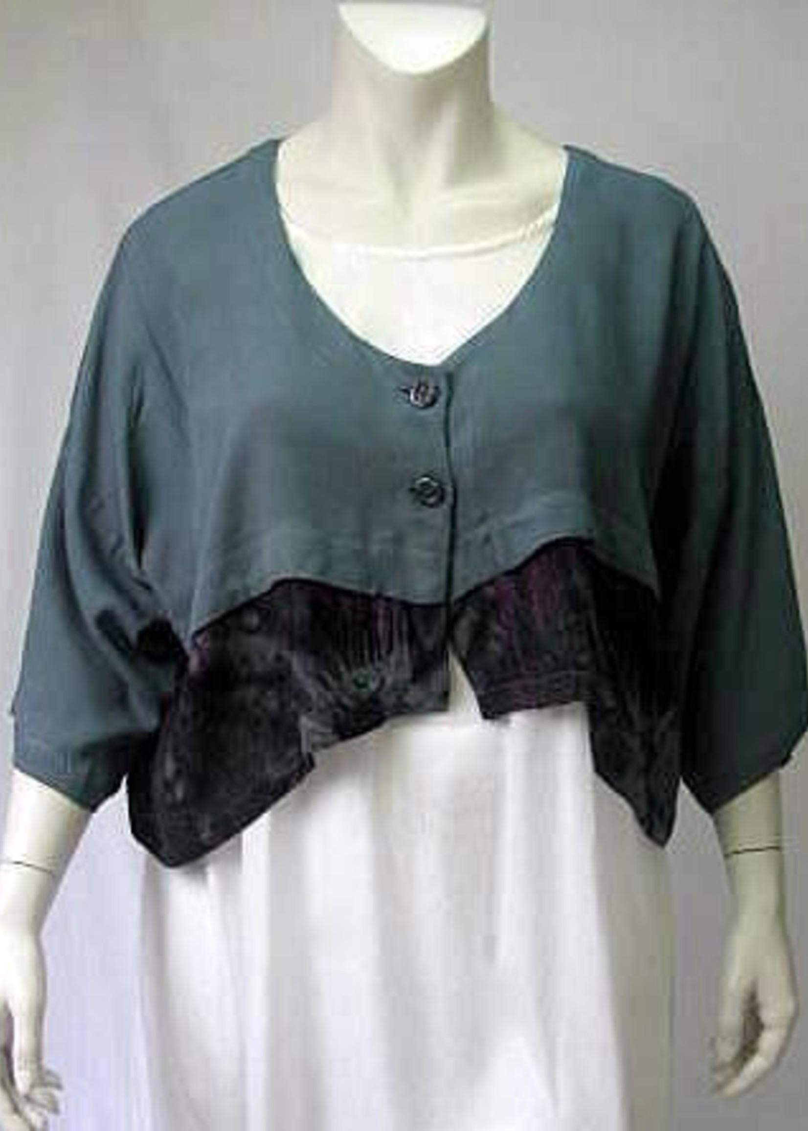 Luna Serena Jacket BELINA KRINKLE UNI/PRINT