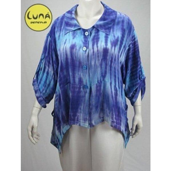 Luna Serena Jacket AILEEN KRINKLE PRINT