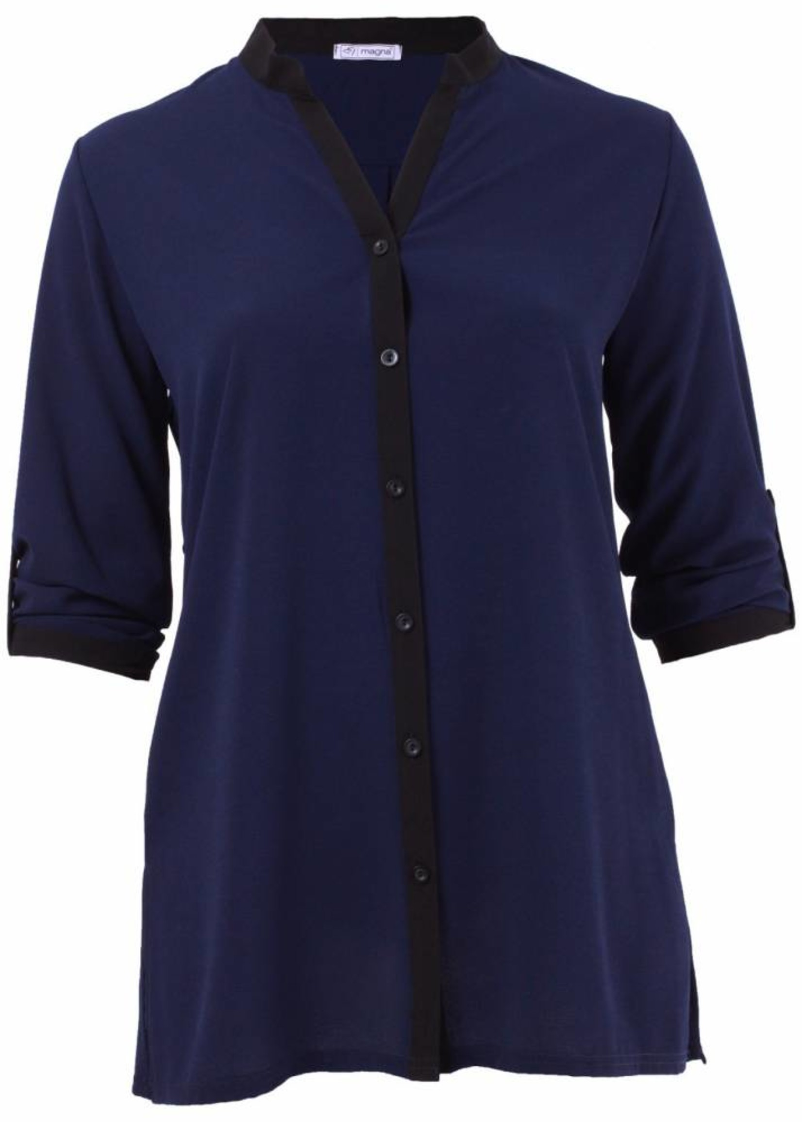 Magna Fashion Shirt B7007 BCHS SOLID