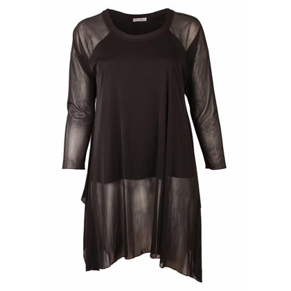 Magna Fashion Tunic C4053 CHIFFON