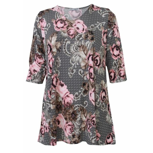 Magna Fashion Shirt B6004 PRINT