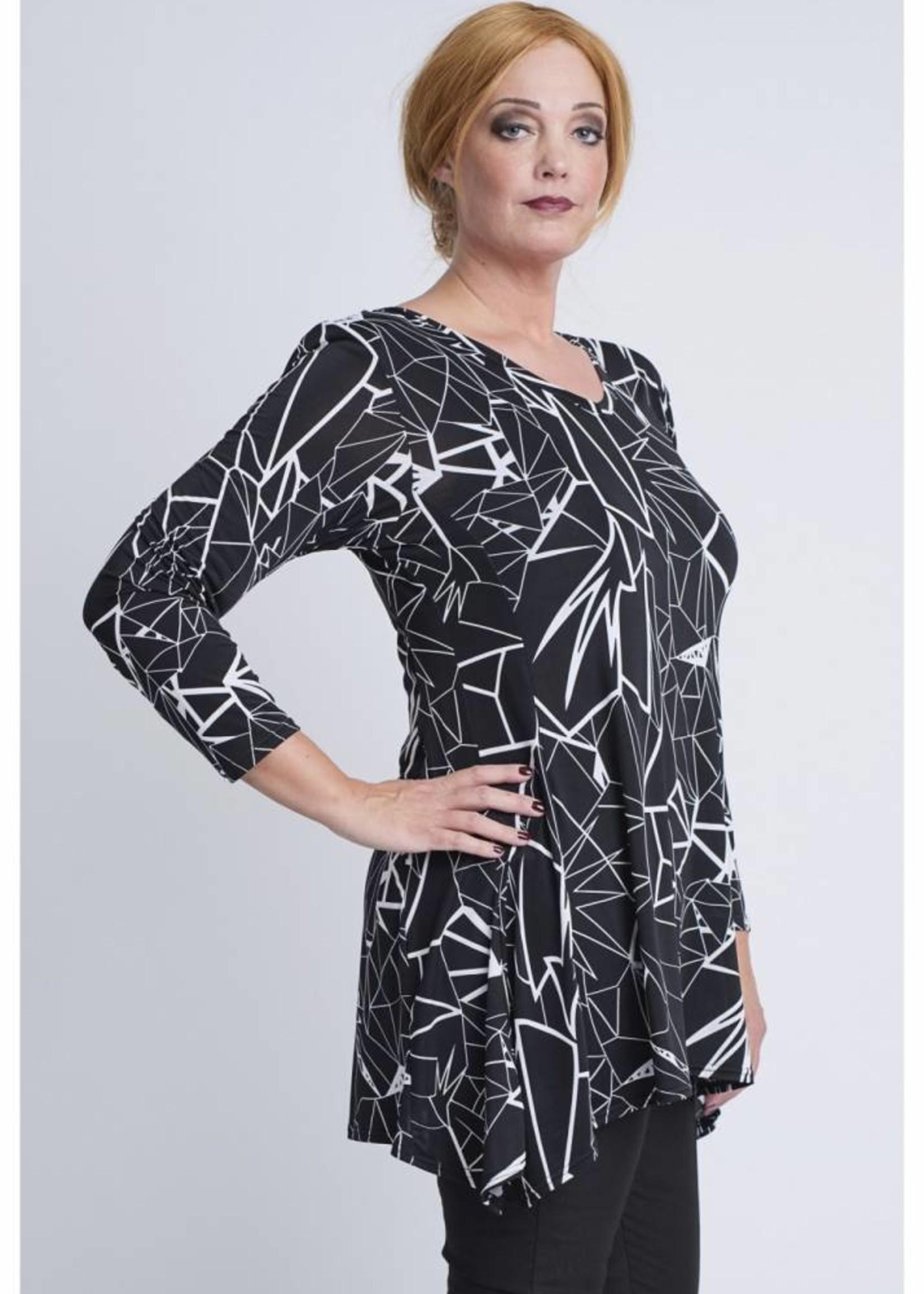 Magna Fashion Tuniek C356 PRINT