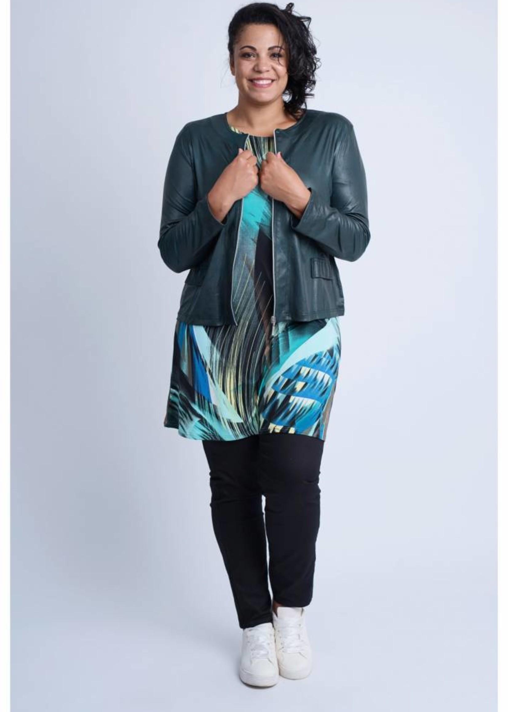Magna Fashion Jas K31 LEATHERLOOK WINTER