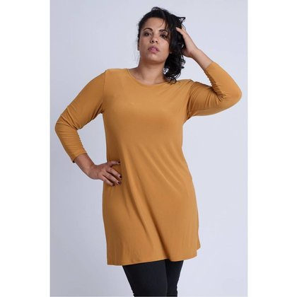 Magna Fashion Tunic C101 SOLID WINTER