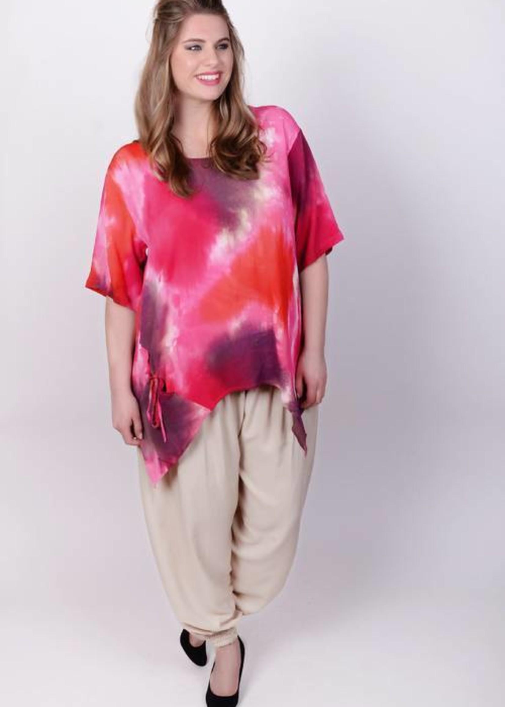 Luna Serena Shirt FREESTYLE KRINKLE