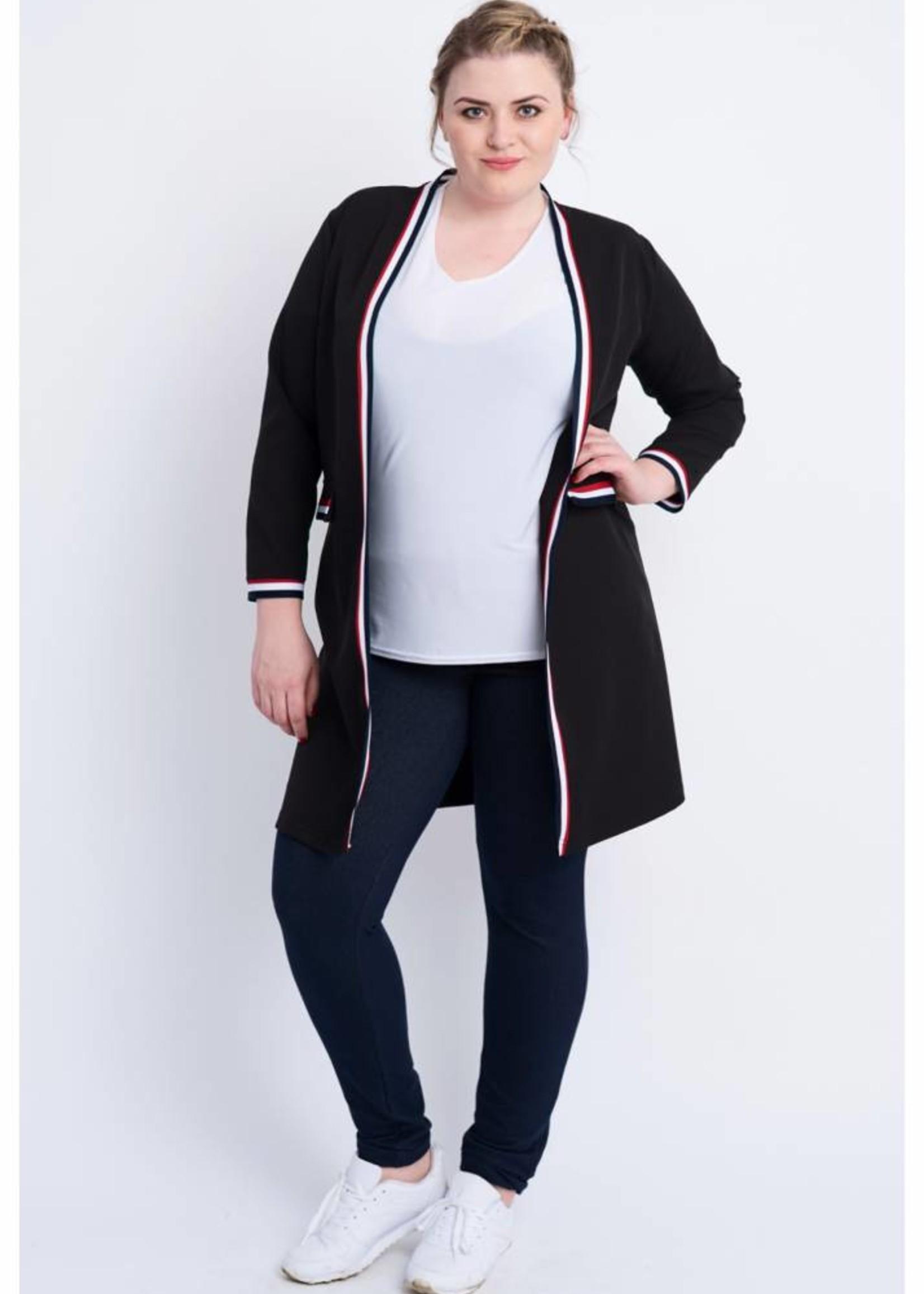 Magna Fashion Vest N8003 SOLID VISCOSE